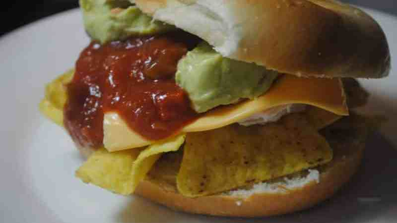 nacho bagel