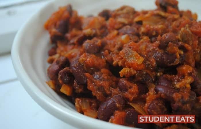 student recipes howto 12