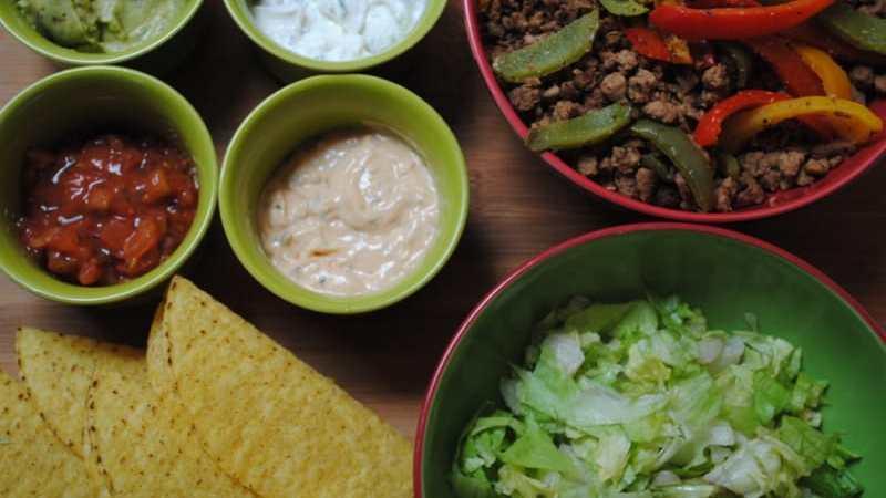 veggie tacos recipe 1
