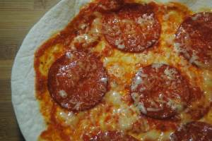 pizza wrap recipe 2