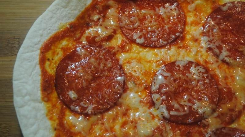 pizza wrap recipe 2