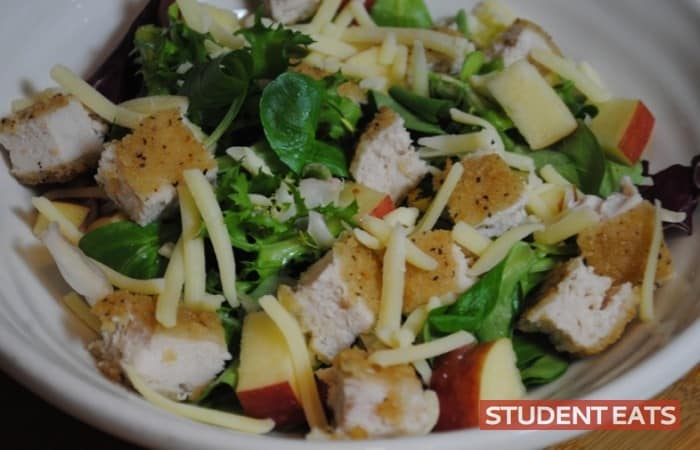 southern fried salad recipe - 2