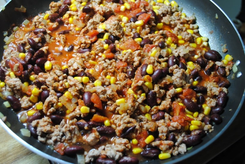 Super Healthy Turkey Chilli