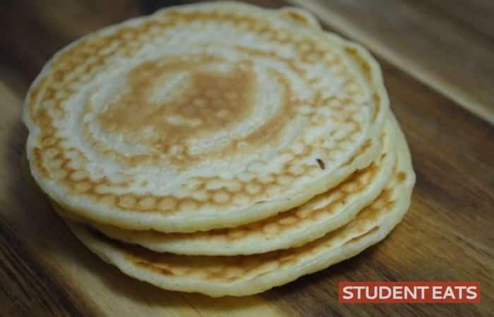 student eats recipies healthy  - 7