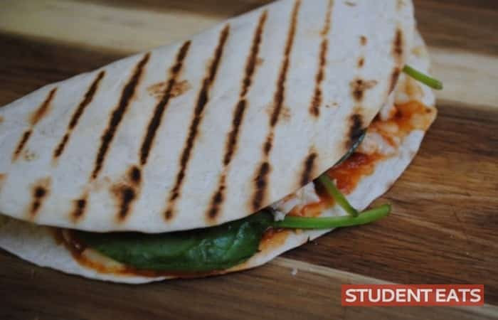 italian quesadillas recipe - 1