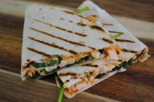 italian quesadillas recipe - 2