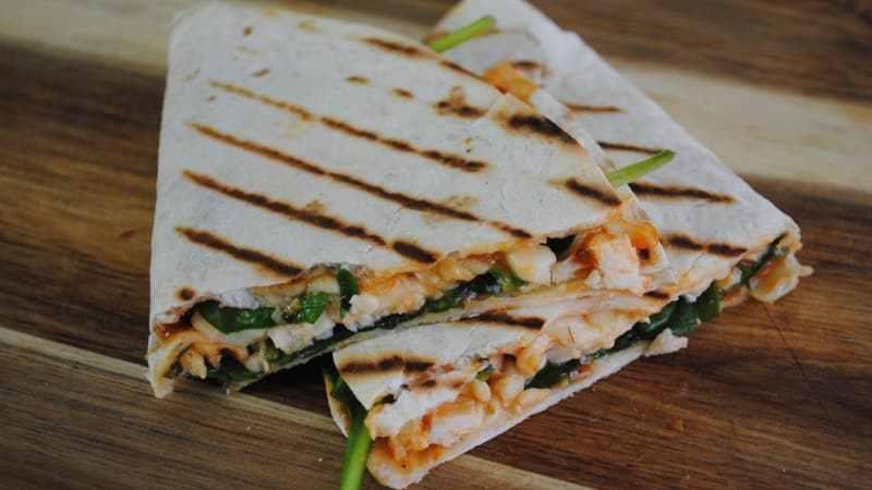 italian quesadillas recipe - 2
