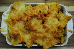 chilli nacho lasanga student recipe - 1