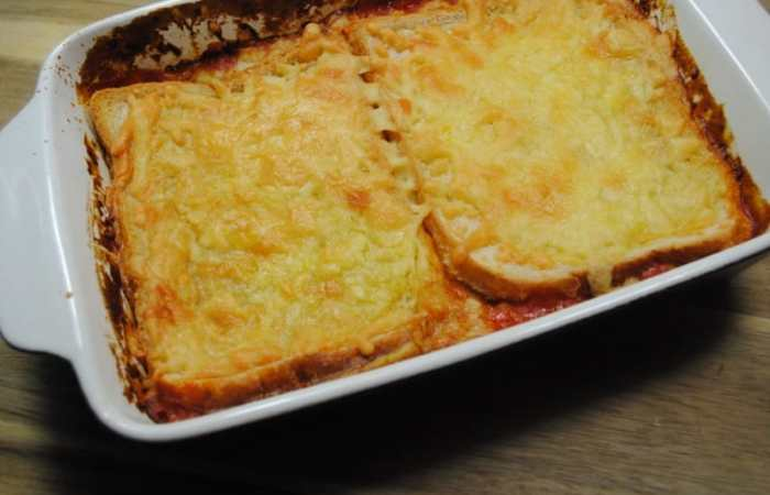 Super Simple and Cheap Fish Pie