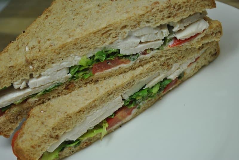 Perfect Chicken Salad Sandwich