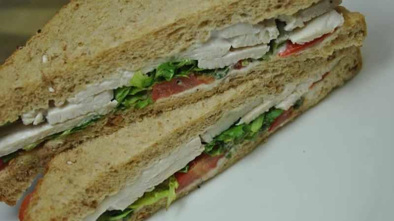 Chicken salad Sandwich Recipe - 1 (1)