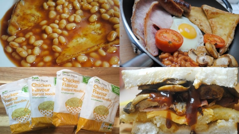 freshers survival student recipes