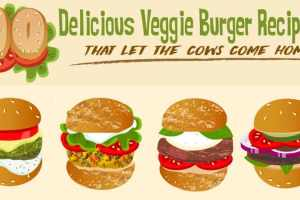10 veggie burger recipes