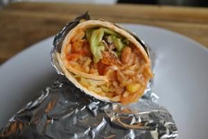 vegan veggie burrito rice recipe - 2