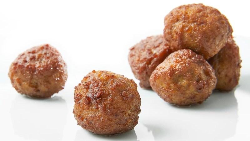 ikea meatballs homemade