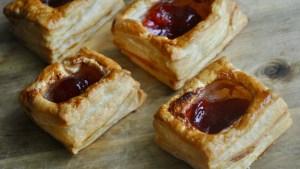 Puff Pastry Jam Bites Recipe - 2