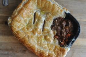 Simple Steak Pie Recipe - 2