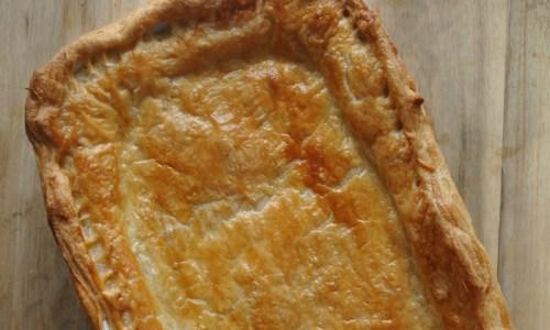 chicken mushroom pie recipe - 1