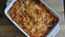 vegetable bean pasta bake recipe - 1