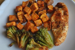 chicken sweet potato broccoli recipe - 3