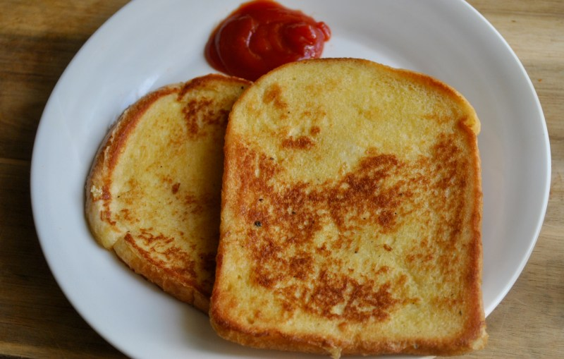 eggy bread french toastie recipe - 2