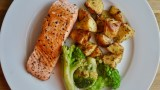butter fried salmon recipe - 1 (1)