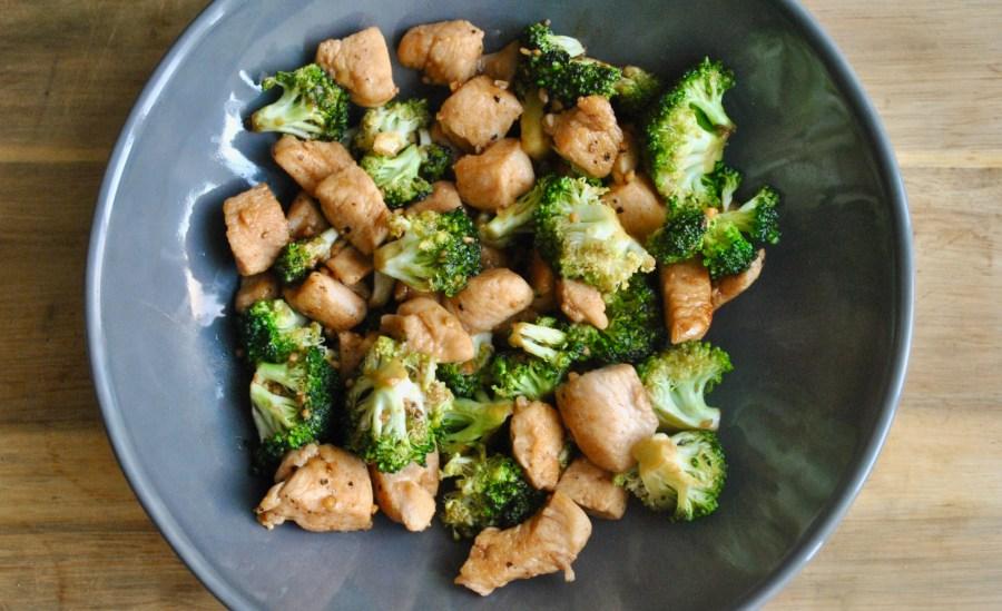 chicken broccoli stir fry recipe - 2