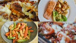 5 ingredient easy dinner recipes