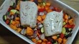 healthy rainbow fish bake recipe - 2
