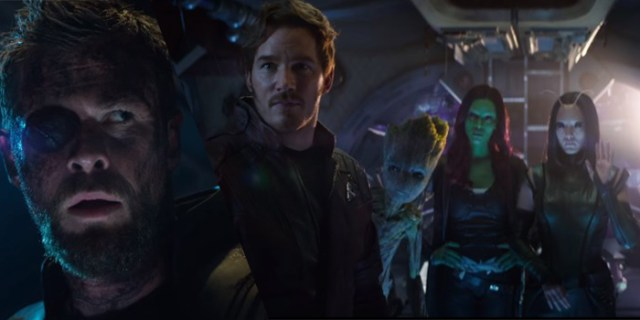 Image result for guardians infinity war trailer