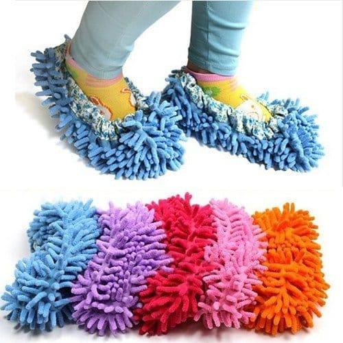 Feet mops