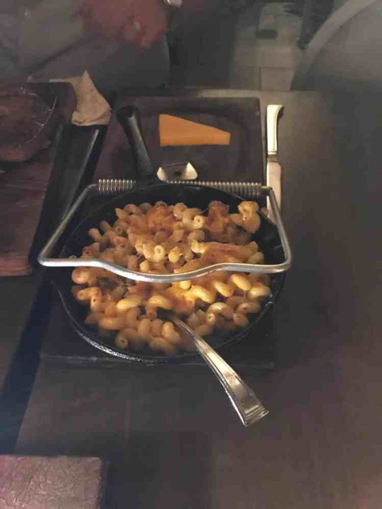 mac and cheese giant mousetrap