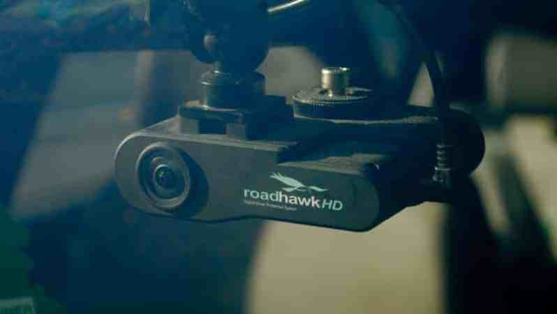 roadhawk hd dashcam 2 - 1