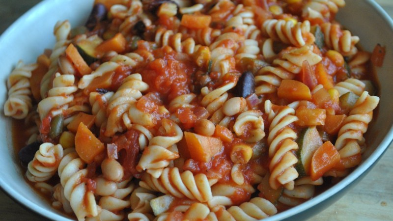 vegan-vegetable-bean-pasta-recipe-1