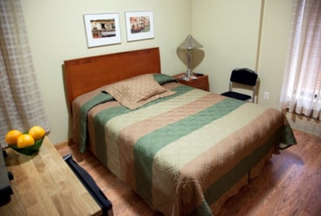 Main Single Bed