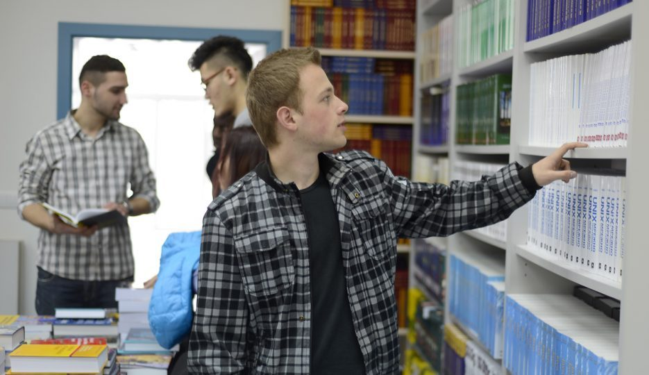 5,000 MKD Full UIST Undergraduate Scholarships To Foreign Students In Republic Of Macedonia