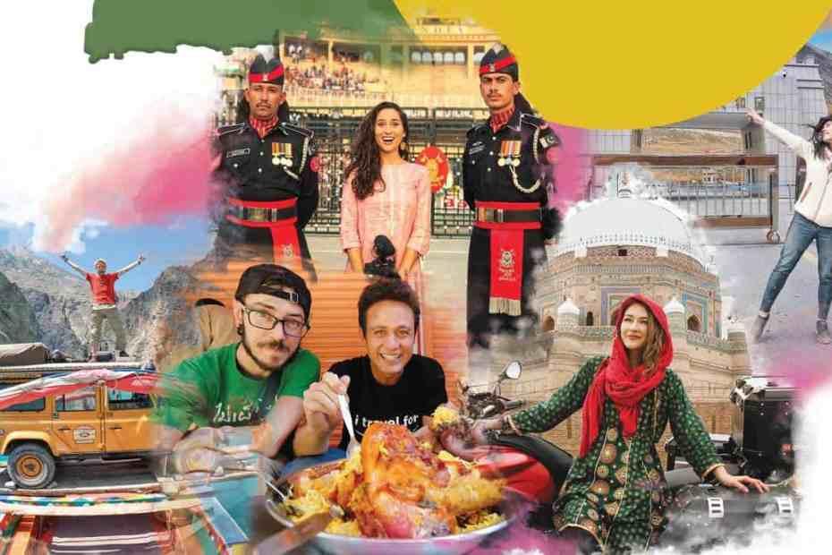 PAKISTAN FROM TERRORISM TO TOURISM