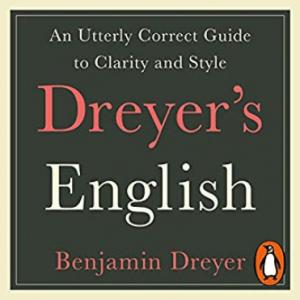 Free Audio Book - Dreyer's English