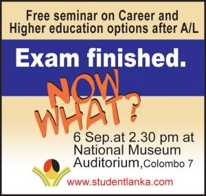 student-lanka seminar