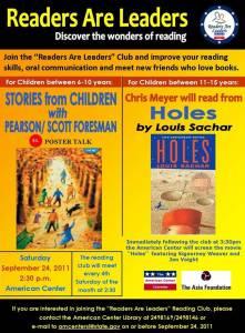 American Center Reading Club