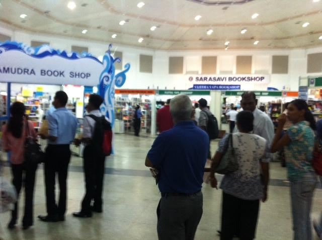 BMICH book fair 2012 Sep 18 - 26