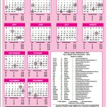 Download Sri Lanka Desk Calendar 2013 Sinhala,Tamil, English