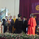 External degree convocation @ University of Peradeniya