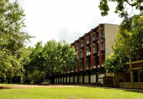 University of Moratuwa Sumanadasa Building