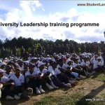 University Leadership training programme for 2014 entrants