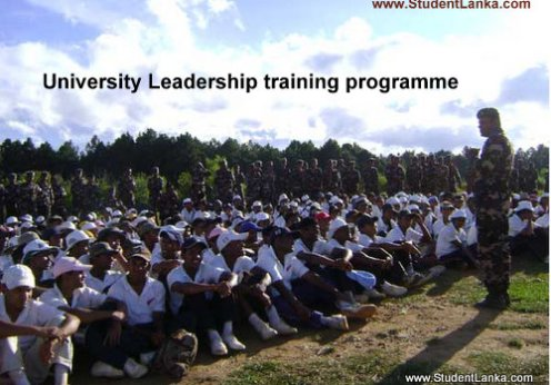 University Leadership Program 2014