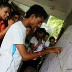 Exam results check students