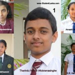 GCE O/L 2014 Exam Island Best top students