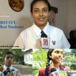 2016 O Level Island Best students