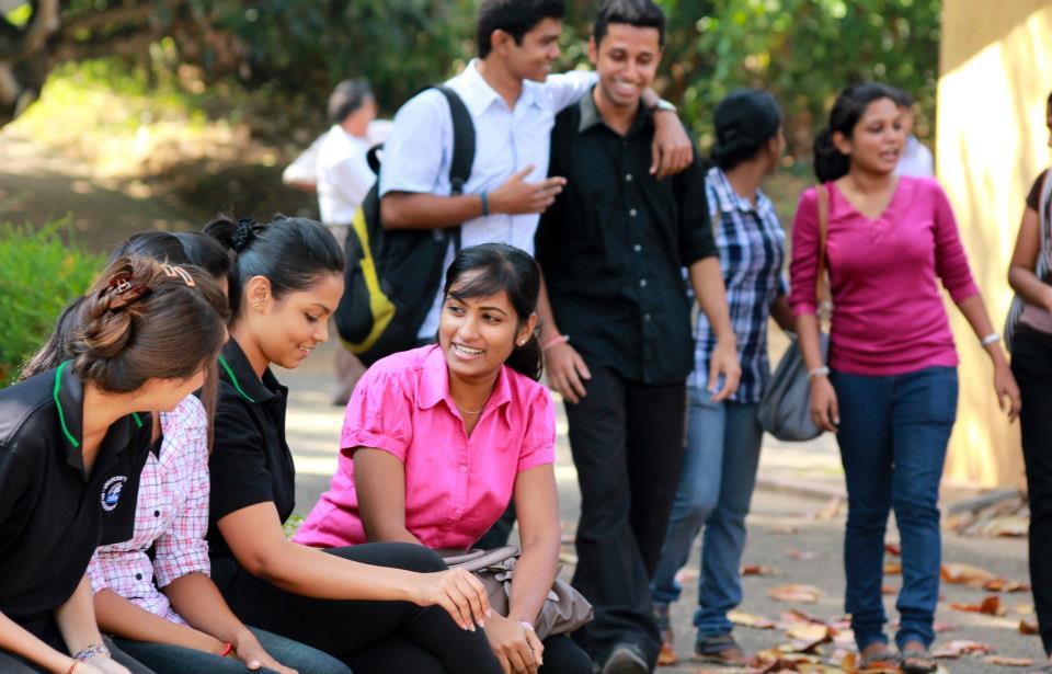 University students sri lanka jayewardenepura